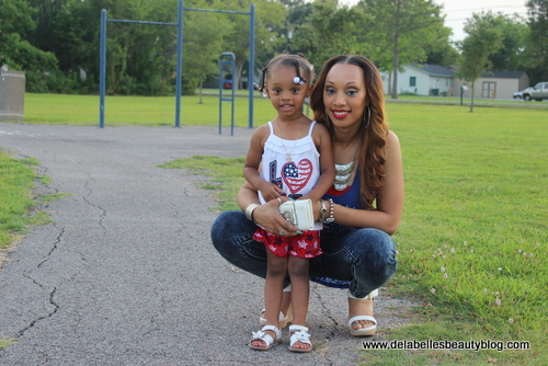 4th of July OOTD and Recap