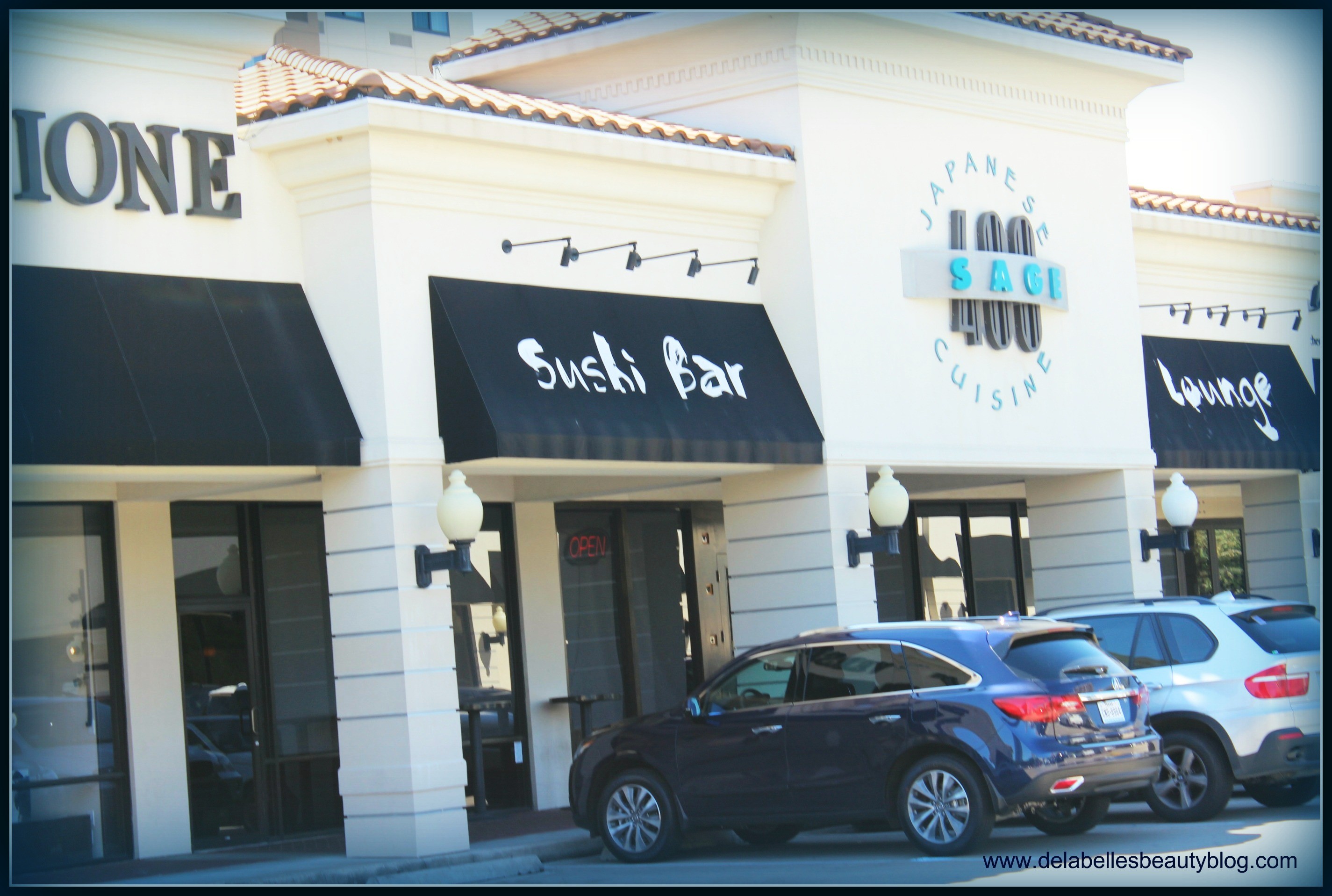 Houston Sushi Hot Spot: Sage 400 Japanese Cuisine