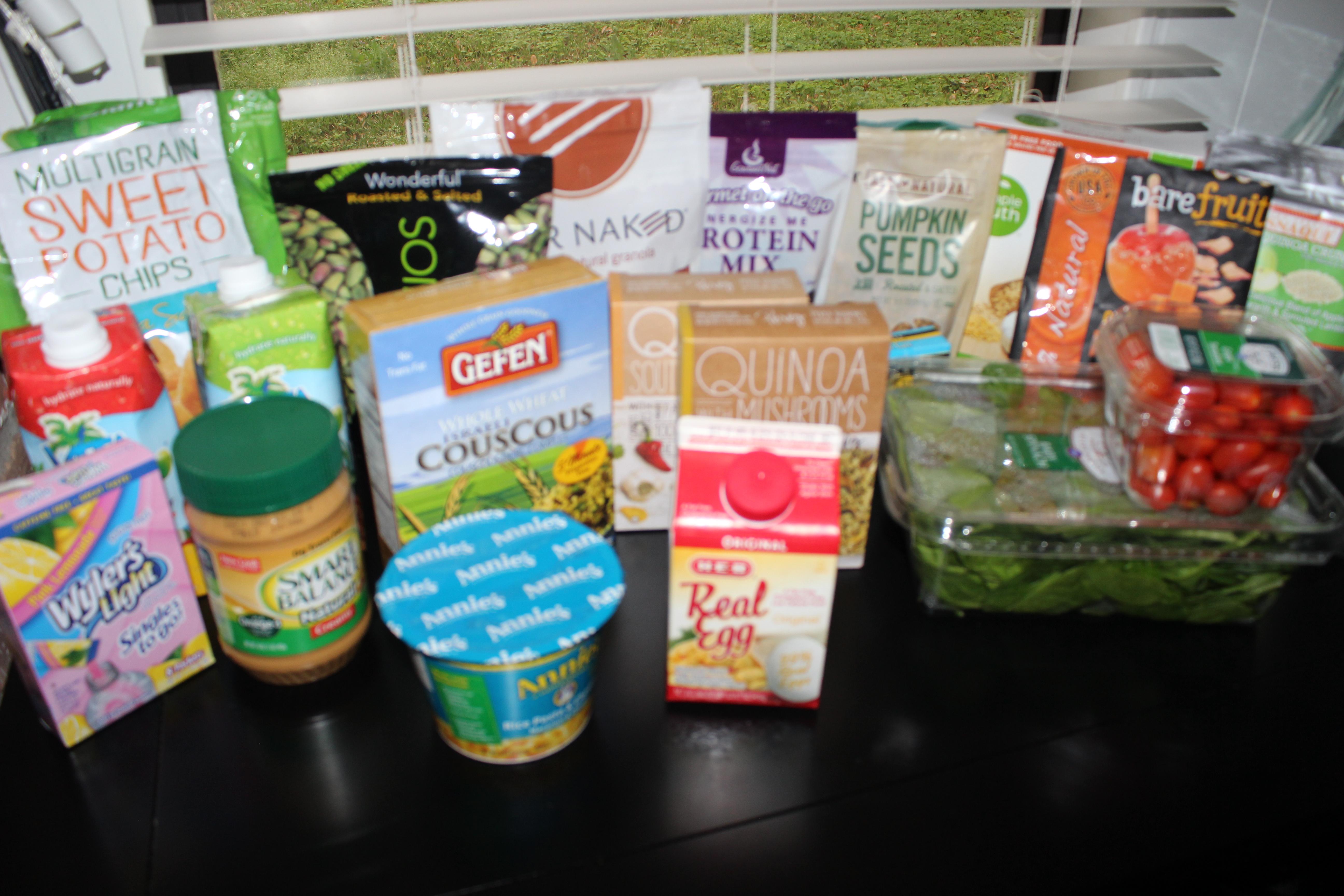 Healthy Food/Snack Haul