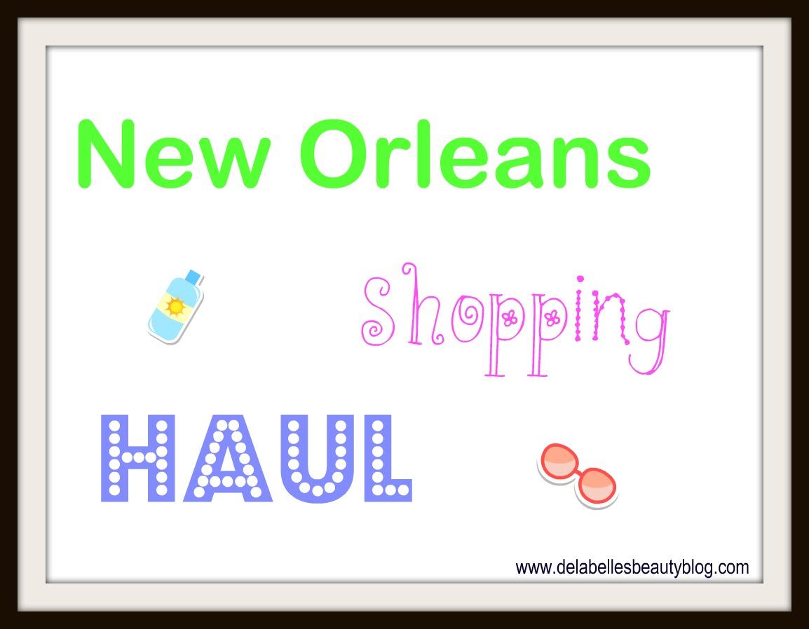 New Orleans Haul