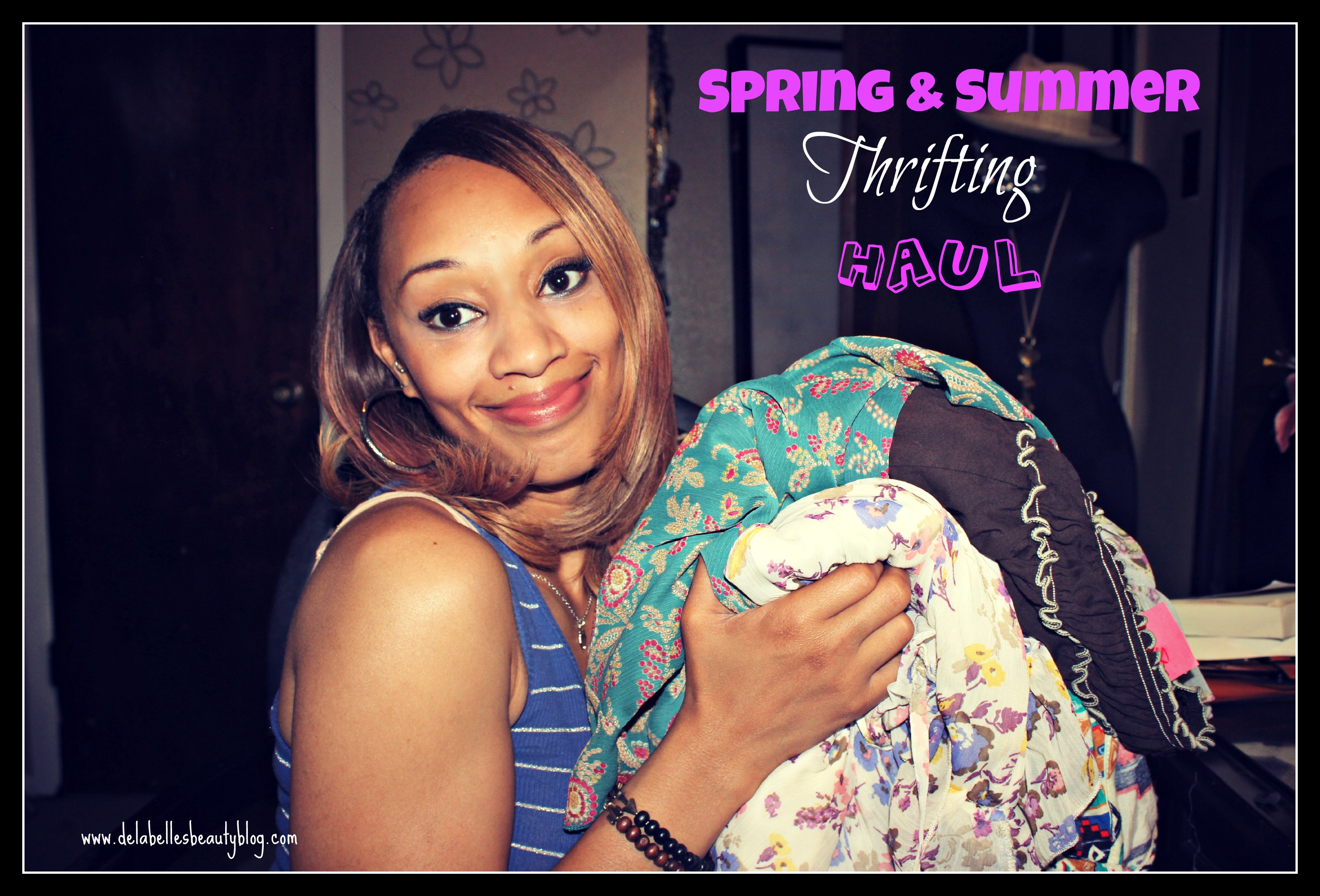 Spring & Summer Thrifting Haul