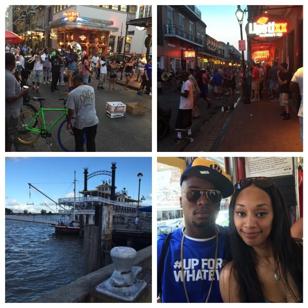 New Orleans 2015: Quick Getaway