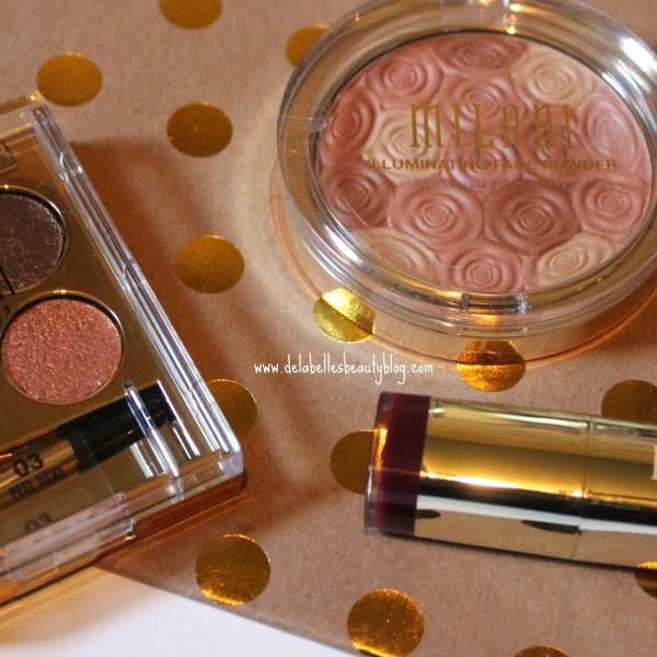 Milani Cosmetics Giveaway
