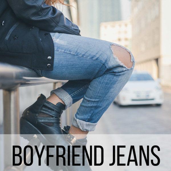 Boyfriend Jeans: Style Spotlight
