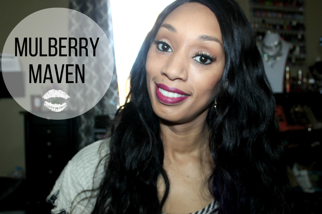 Mulberry Maven Elf Lip Crayon