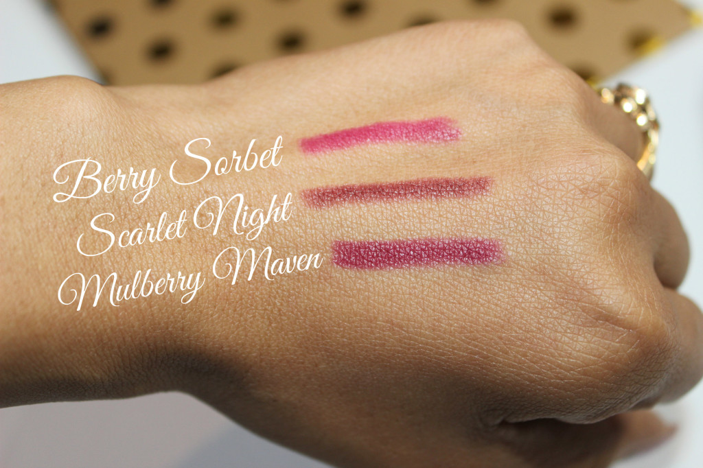 New Elf Matte Lip Crayon Colors
