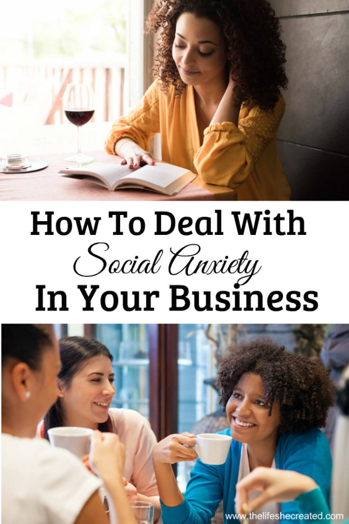 How To Deal With Social Anxiety In Business