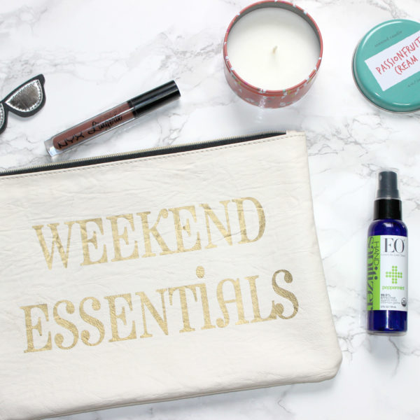 Weekend Essentials