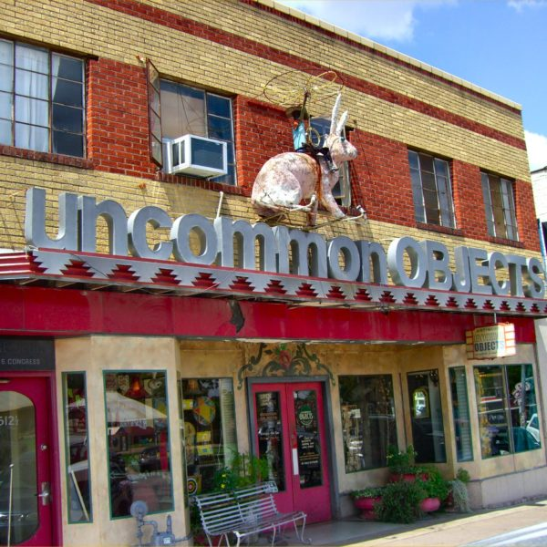 Uncommon Objects- Austin Texas: Shopping For Junk