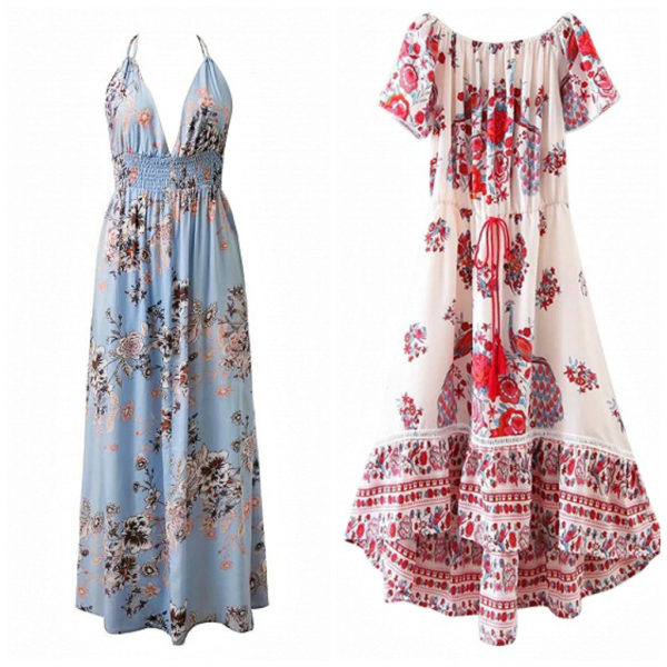 5 Beautiful Maxi Dresses Under $30 You Need This Season