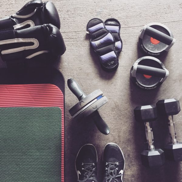 Decluttering For An At-Home Gym